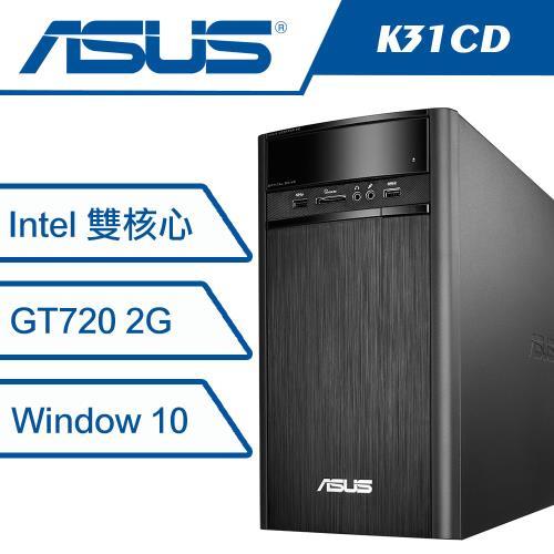 ASUS華碩桌上型電腦K31CD-K-0011A456GTT