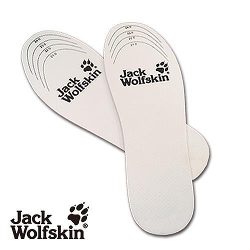 【采棉居寢飾文化館】Jack Wolfskin飛狼男用足抗菌鞋墊