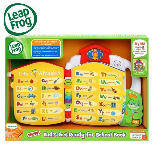 美國[LeapFrog跳跳蛙] 泰德神奇音樂書