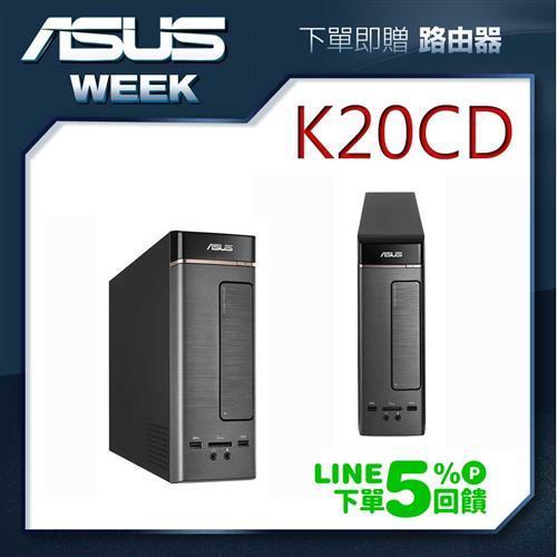 ASUS華碩桌上型電腦K20CE-0071A306UMT
