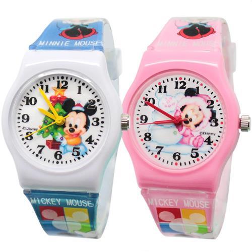 【Disney迪士尼】卡通錶 - 蘇菲亞小公主系列   魅力冰雪 (F-