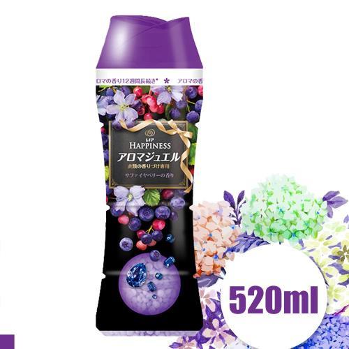 [PG]三代衣物芳香顆粒 紫寶石-漿果芬芳  香香豆 洗衣芳香顆粒520ml*1入