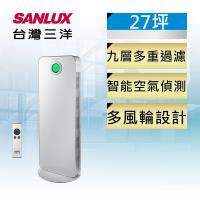 SANLUX台灣三洋 空氣清淨機 ABC-R27