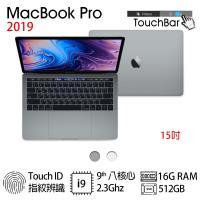Apple MacBook Pro 15吋 筆記型電腦 i9/16G/512G   2019