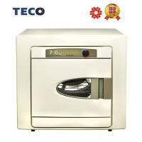 TECO 東元 7公斤不鏽鋼乾衣機QD7551NA