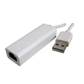 【KINYO】高速 USB 網路轉換線(USB-27)