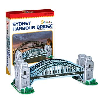 3D Puzzle 迷你建築 雪梨港灣大橋