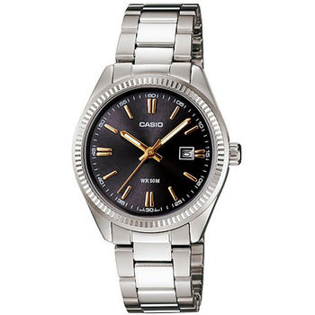 CASIO 簡潔俐落時尚型男錶