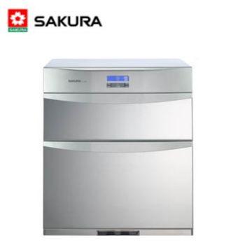 【櫻花】Q-7593L落地式烘碗機