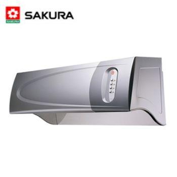 【櫻花】 健康取向不鏽鋼除油煙機 R-7350SXL 90CM