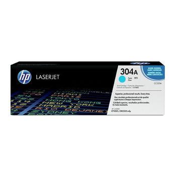 《印象深刻3C》HP CC531A 藍色原廠碳粉匣  (2,800張)