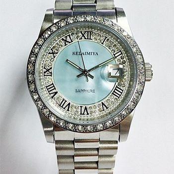 克萊米亞 皇室珍藏滿天星腕錶
