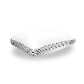 LooCa 乳膠特大型獨立筒枕(1入)