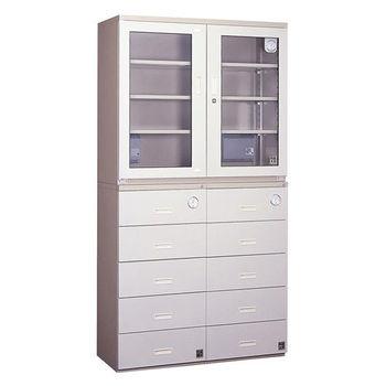 收藏家《940公升》組合式防潮箱/抽屜式防潮箱MD-2000