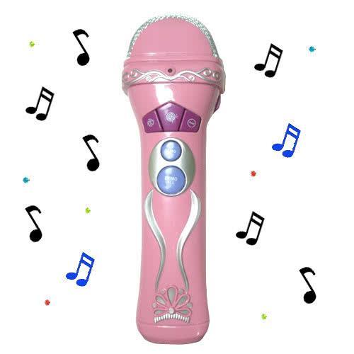 音樂玩具麥克風(第二代) 款式隨機出貨