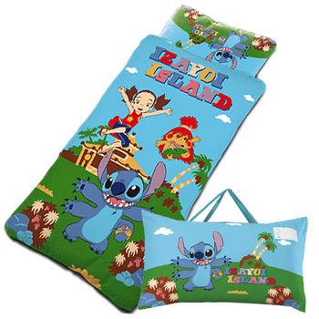史迪奇-遊戲篇幼教兒童睡袋(4*5尺)