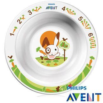 任-PHILIPS AVENT QQ兔學習小碗(單入)6M+