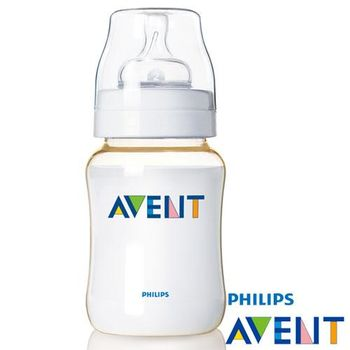 PHILIPS AVENT PES防脹氣奶瓶260ml(單入)