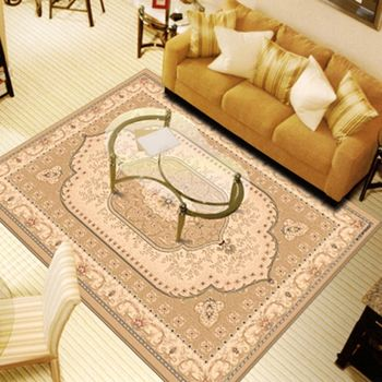 范登伯格 百嘉莉歐式宮庭仿羊毛地毯-霞關(兩色可選)-200x290cm