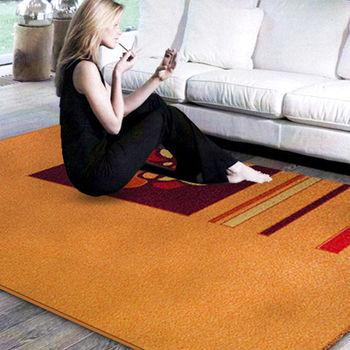 范登伯格 春妮唯美典雅仿羊毛地毯-彩瓣-120x170cm