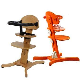 H113T+B 木製嬰幼兒高級餐椅