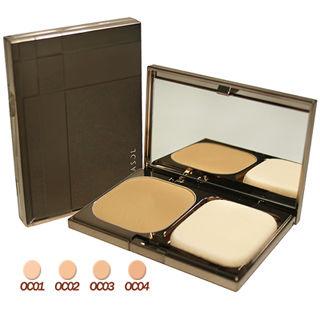 KANEBO佳麗寶 LUNASOL輕透水漾粉餅SPF20PA++(10.5g)+盒 #OC01