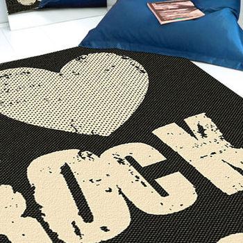 范登伯格 爵士南洋編織風類亞麻地毯-搖滾-160x230cm