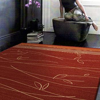 范登伯格 四季天然羊毛地毯-花絮-170x230cm