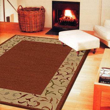 范登伯格 四季天然羊毛地毯-彩藤-170x230cm