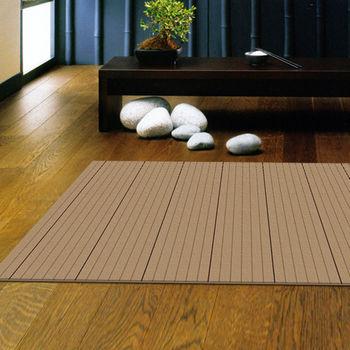 范登伯格 萊富手工編織羊毛地毯-線條-160x240cm