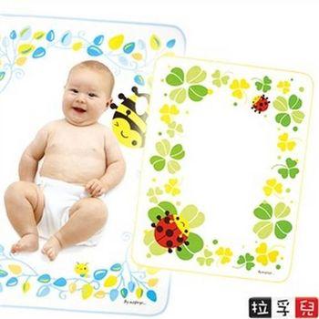 滴水不漏嬰兒防水尿墊-瓢蟲(89x96cm)