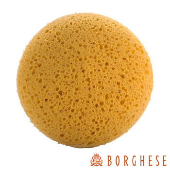 BORGHESE貝佳斯 火山泥漿專用海綿