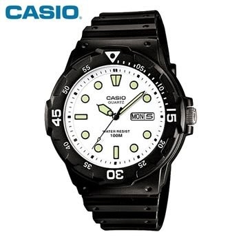 【CASIO/卡西歐】 100M防水運動潛水錶