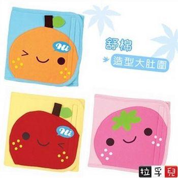 舒棉造型肚圍(大)-蘋果