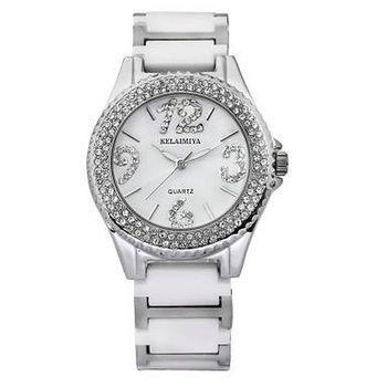 克萊米亞 快樂時光陶瓷腕錶