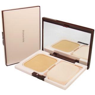 SOFINA蘇菲娜 輕透裸膚長效粉餅SPF25PA++(9g)+盒 OC-03白皙