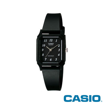 【CASIO】簡約指針型女錶