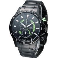 雅柏 ALBA 疾速奔馳計時腕錶 YM92 ^#45 X257G AF8S81X1