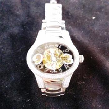 JL晶燦系列-絕代風華機械腕錶