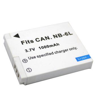 CANON NB-6L 1000mAh 相機電池