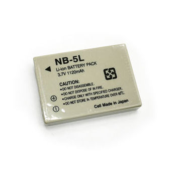 CANON NB-5L 1120mAh 相機電池