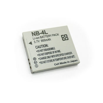 CANON NB-4L 900mAh 相機電池