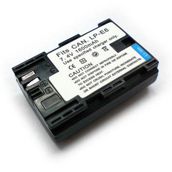 CANON LP-E6 1600mAh 相機電池