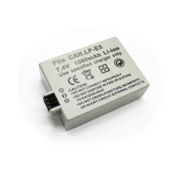 CANON LP-E5 1080mAh 相機電池