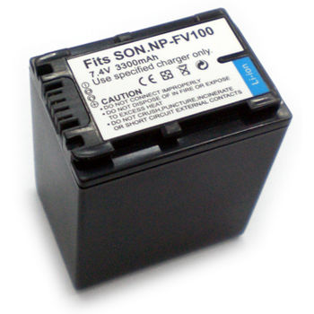 Sony NP-FV100 3300mAh 相機電池