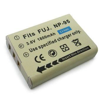 FUJIFILM NP-95 1800mAh 相機電池