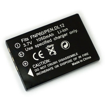 FUJIFILM NP-60 1150mAh 相機電池