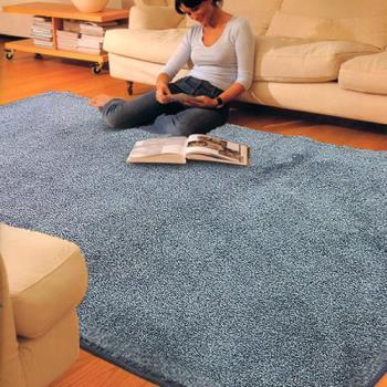 范登伯格 蘭沐超柔軟長毛地毯 灰-140x200cm
