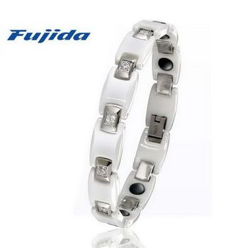 Fujida 天使晶鑽陶瓷健康能量手鍊