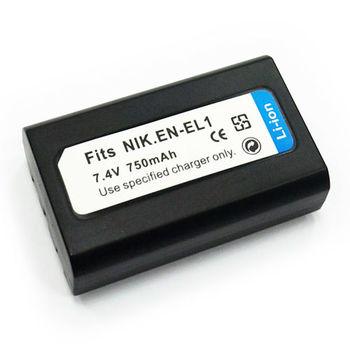 Nikon EN-EL1 750mAh 相機電池